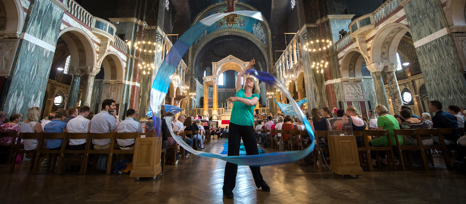 L'Arche London celebrations conclude in Westminster Cathedral